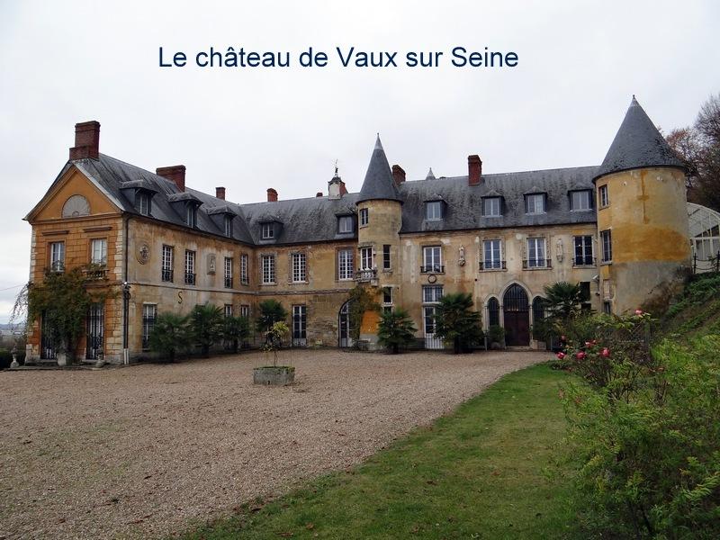 Visite de vaux sur seine et de son patrimoine avec rsch - Piscine pierre harvey asnieres sur seine ...
